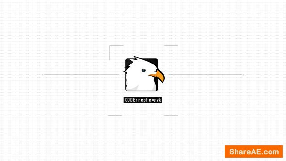 Videohive Sci-Fi Glitch Logo v.2