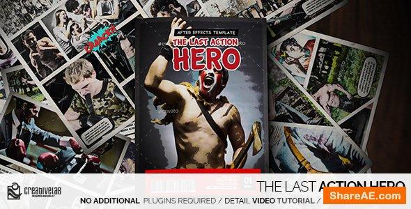 Videohive The Last Action Hero