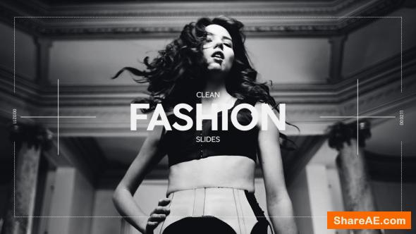 Videohive Clean Fashion Slides 17545147