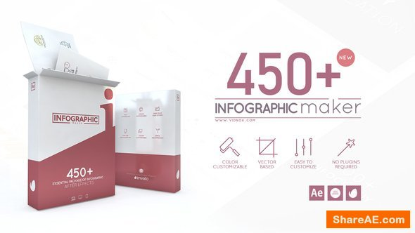 Videohive Infographic Maker 22357864