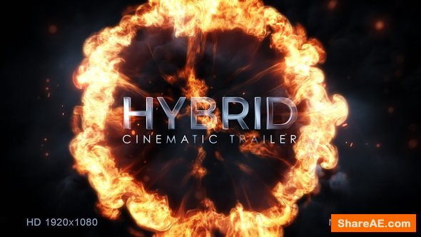 Videohive Hybrid Cinematic Trailer