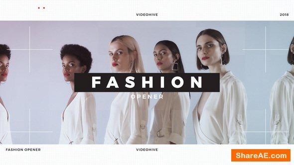 Videohive Fashion Opener 22125198