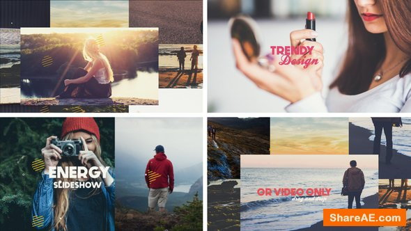 Videohive Energy Slideshow 14071967