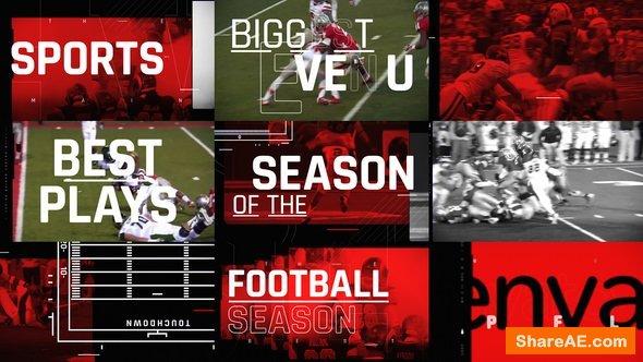 Videohive Sports Promo 22012769