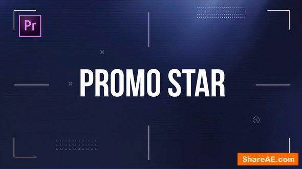 Videohive Dynamic Promo Star - Premiere Pro Templates