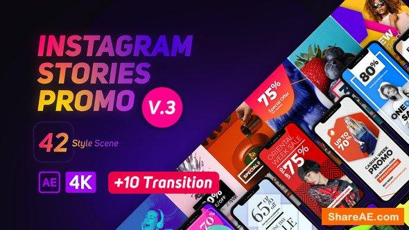 Videohive Instagram Stories Promo