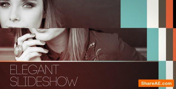 Videohive Elegant Slideshow 9248561