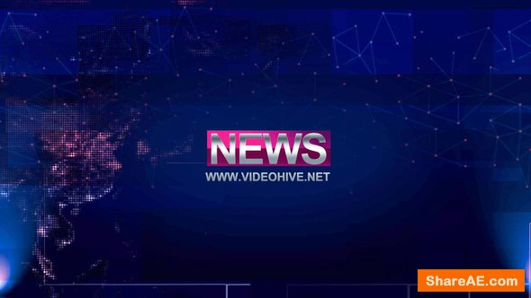 Videohive News Intro