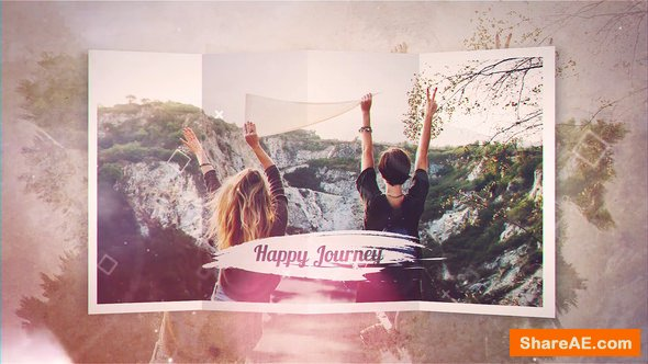 Videohive Happy Journey