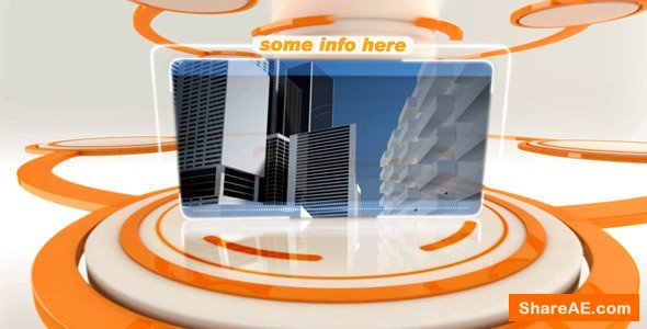 Videohive Smooth business