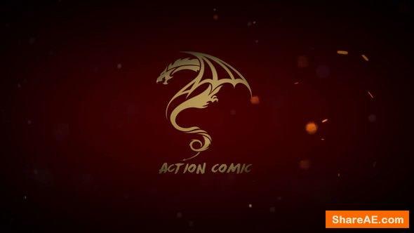 Videohive Action Comic V.1