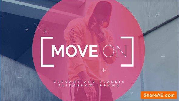 Videohive Move On