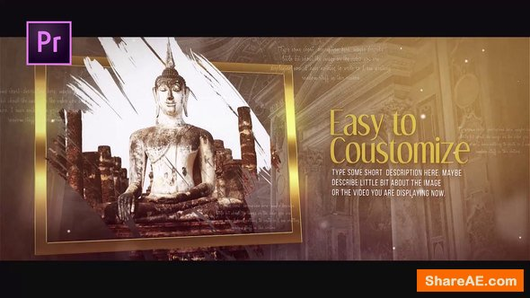 Videohive Journey to History - Premiere Pro