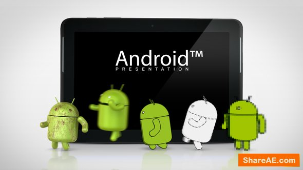 Videohive Android Presentation