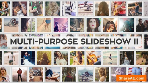 Videohive Multi-Purpose Slideshow II