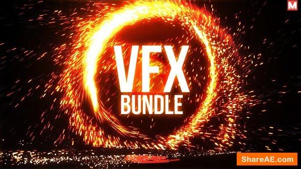 Videohive Portal Logo + VFX Bundle