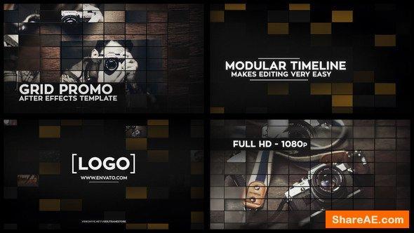 Videohive Grid Promo