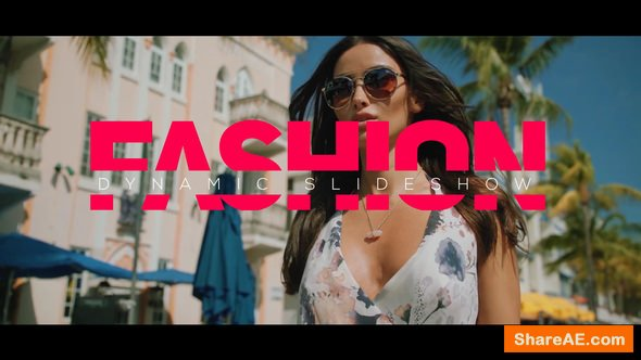 Videohive Fashion Slideshow 22526065