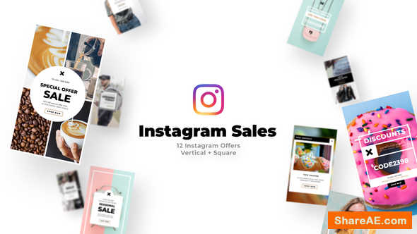 Videohive Instagram Stories 22493808