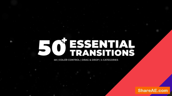 Videohive Transitions 21256117