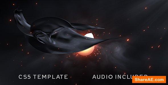 Videohive Dark Logo Reveal 16455894