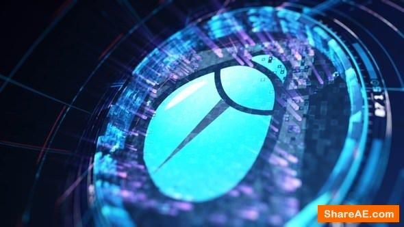 Videohive Tech Logo