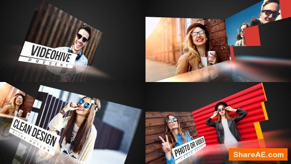 Videohive Light Displays Opener