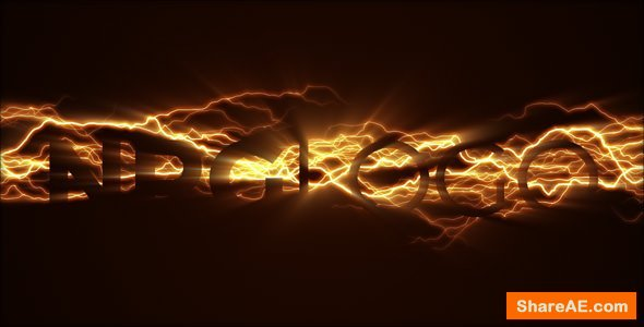 Videohive Energy Logo Animation