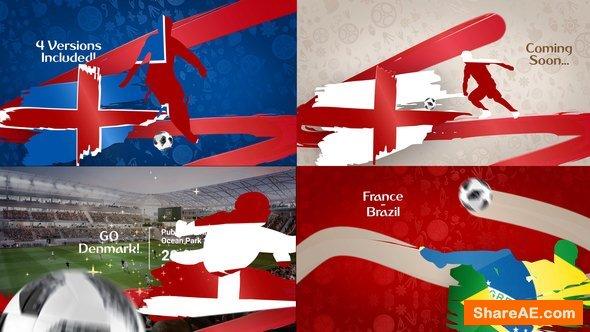 Videohive Soccer Intro Opener