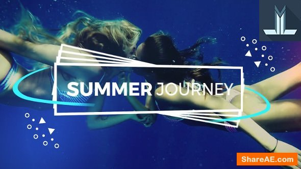 Videohive Summer Journey 20567668