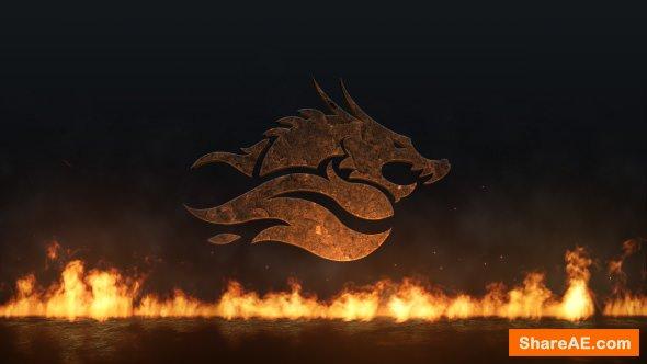 Videohive Epic Fire Logo 15703648
