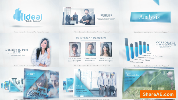 Videohive Corporate Video