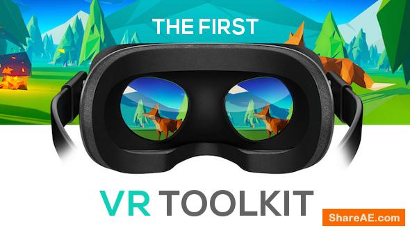 Videohive VR Toolkit (converter)