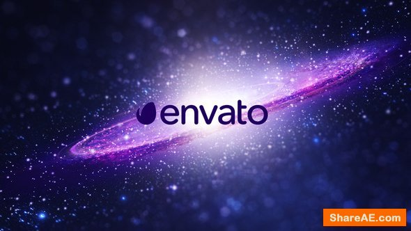 Videohive Space Logo Reveal 20758982