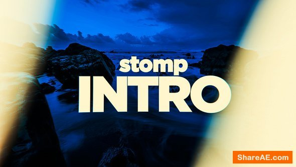 Videohive Stomp Intro 21730504