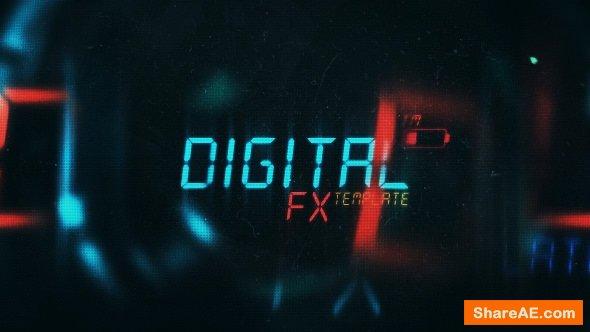 Videohive Cinematic Sci-Fi Titles