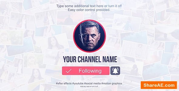 Videohive Social Media Intro