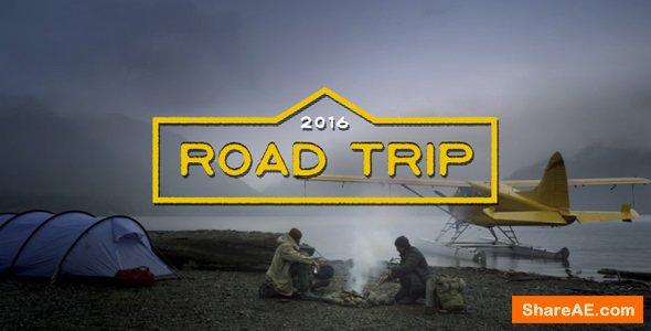 Videohive Road Trip