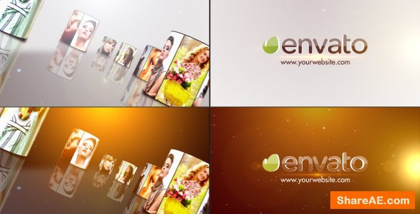 Videohive Multi Video Logo