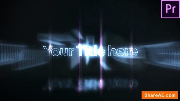 Videohive Epic Title Sting v2 - Premiere Pro