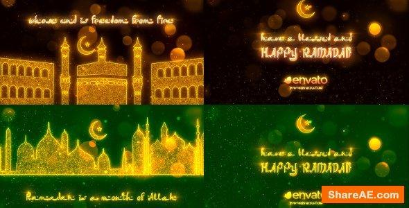 Videohive Ramadan Opener 19937323