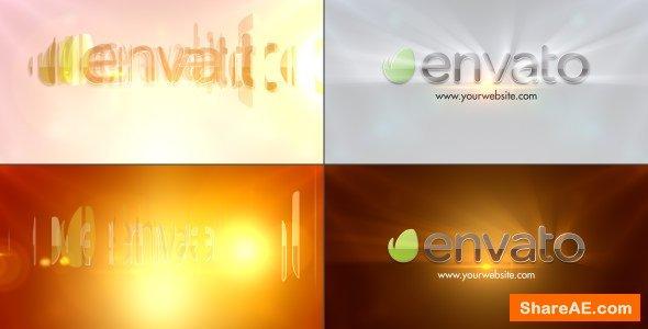 Videohive Elegant Rays Logo