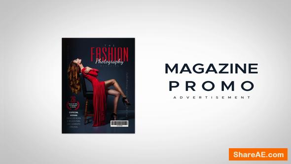 Videohive Magazine Promo 22393943
