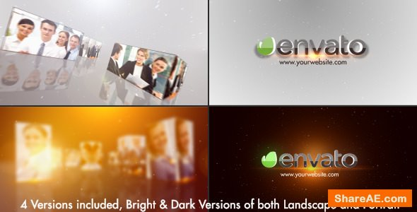 Videohive Multi Video 3D Logo 7776129
