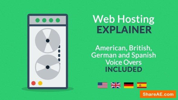 Videohive Web Hosting Explainer