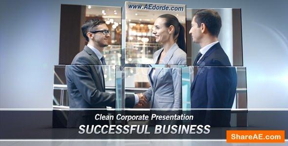 Videohive Successful Business - Clean Corporate Presentation