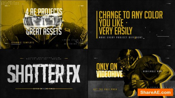 Videohive Dynamic Broadcast Pack