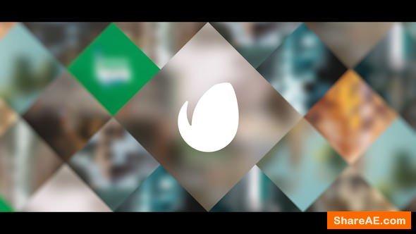 Videohive Mosaic Opener