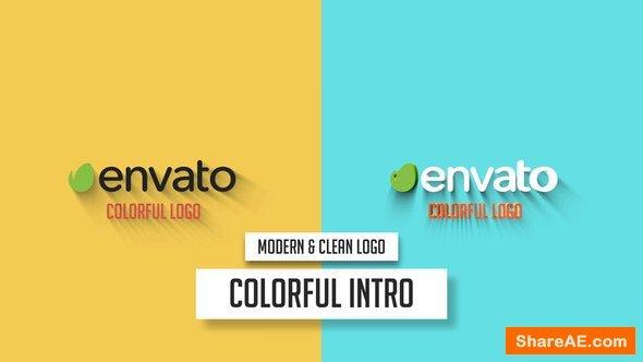 Videohive Colorful Logo 11372933