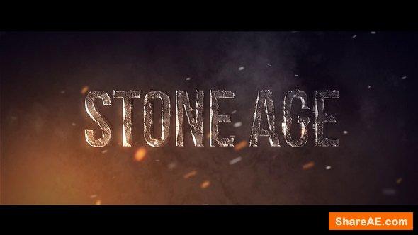Videohive Stone Age